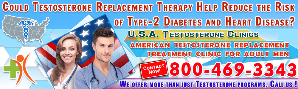13 13 could testosterone replacement therapy help reduce the risk of type 2 diabetes and heart disease
