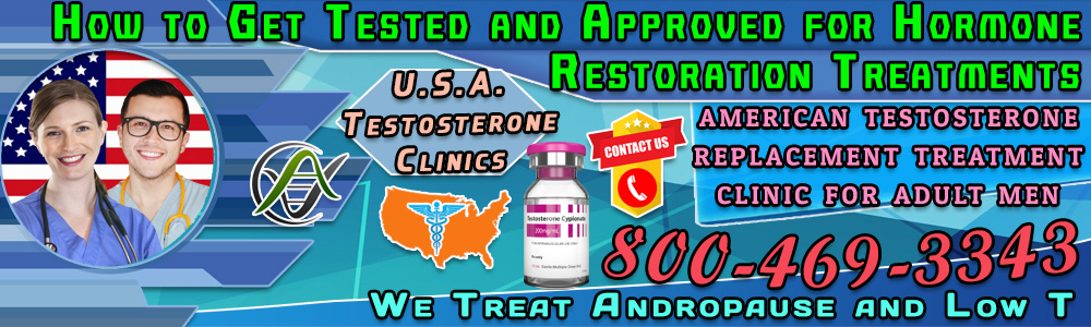 59 59 how to get tested and approved for hormone restoration treatments