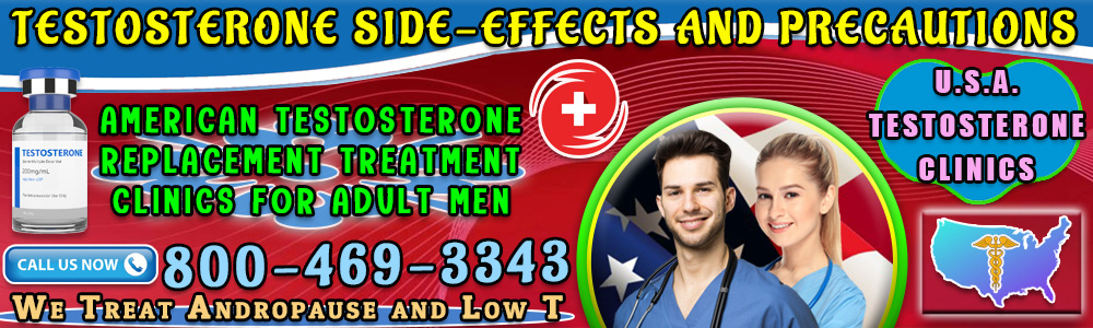 61 61 testosterone side effects and precautions