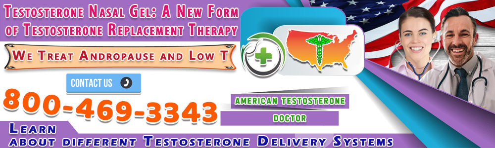 81 81 testosterone nasal gel a new form of testosterone replacement therapy