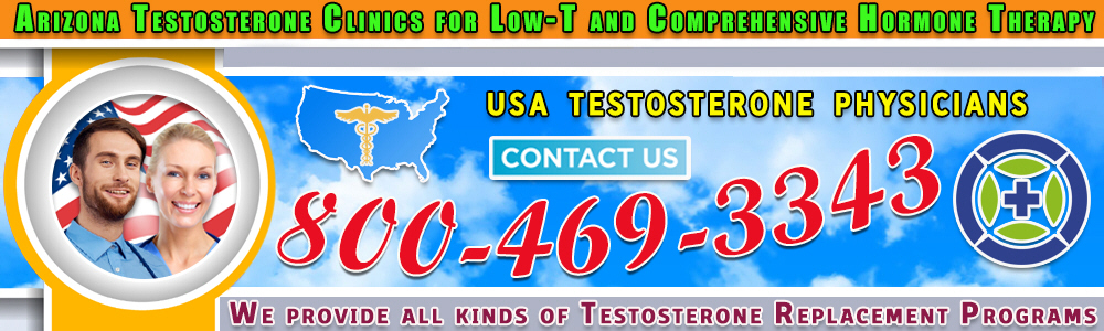 arizona testosterone clinics for low t and comprehensive hormone therapy