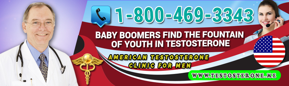 baby boomers find the fountain of youth in testosterone