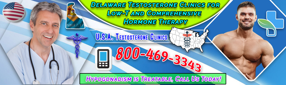 delaware testosterone clinics for low t and comprehensive hormone therapy