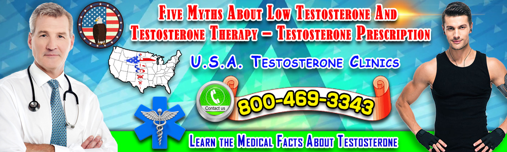 five myths about low testosterone and testosterone therapy 2