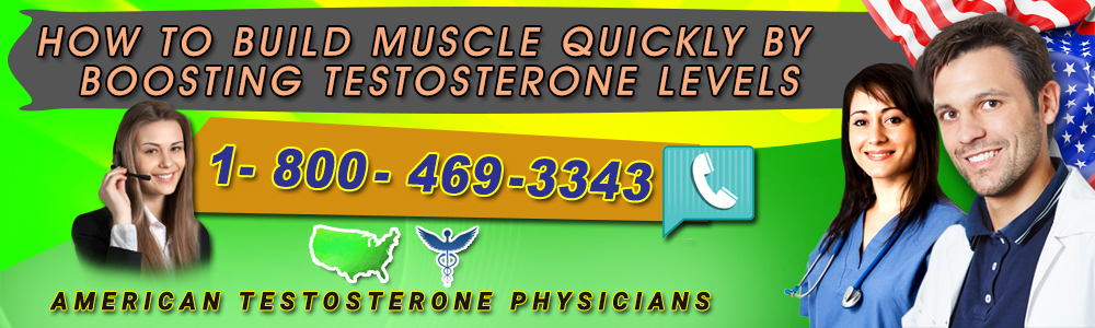 how to build muscle quickly by boosting testosterone levels