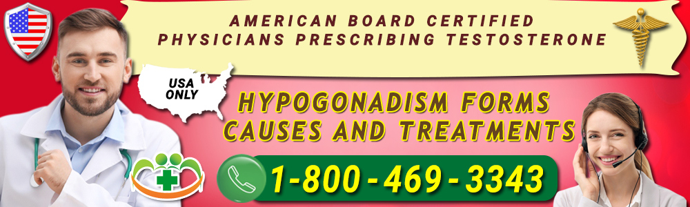 hypogonadism forms causes and treatments