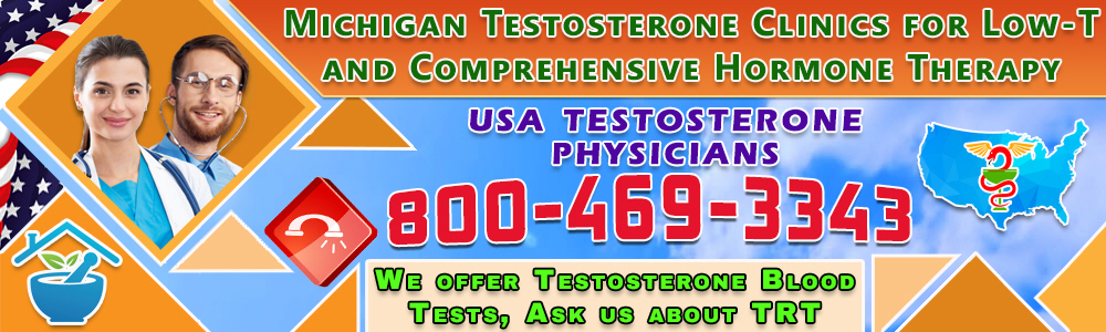 michigan testosterone clinics for low t and comprehensive hormone therapy