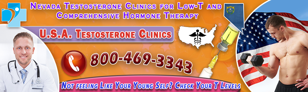 nevada testosterone clinics for low t and comprehensive hormone therapy