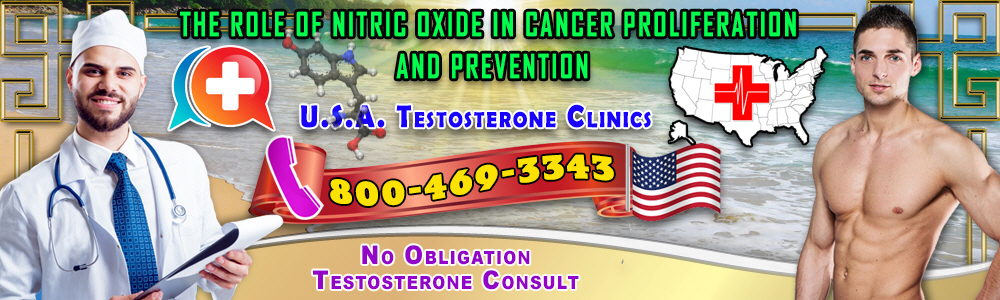 role nitric oxide cancer proliferation prevention