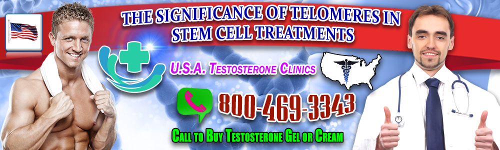 significance telomeres stem cell treatments