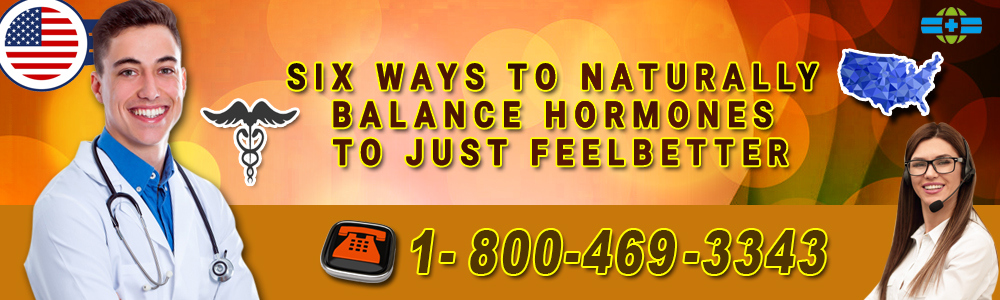 six ways to naturally balance hormones to just feel better