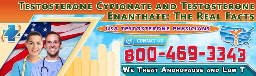 testosterone cypionate and testosterone enanthate the real facts