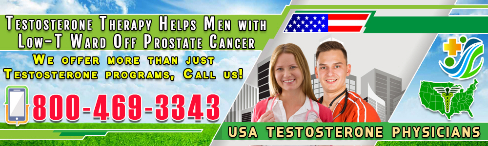 testosterone therapy helps men with low t ward off prostate cancer