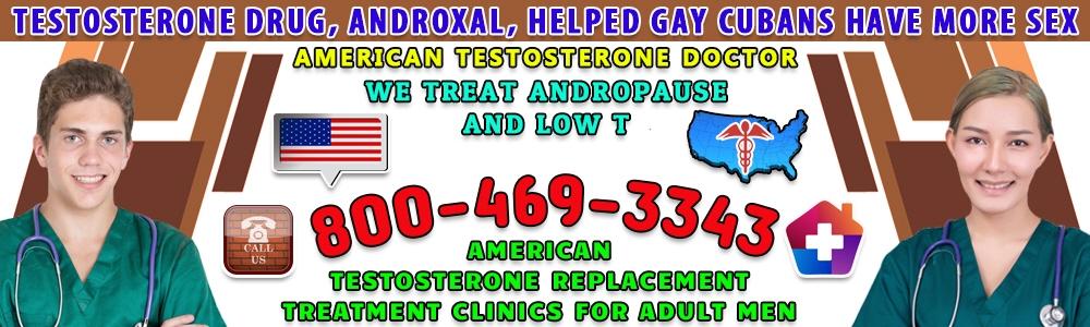 American Testosterone Clinic For Men 1-800-469-3343