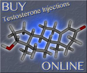 testosterone enanthate injection sites