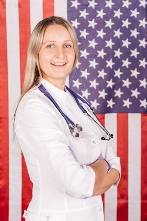 USA Flag 581309950