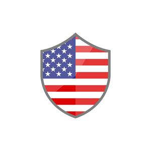USA Flag 608577314