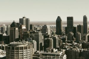 city skyline montreal canada 300x201