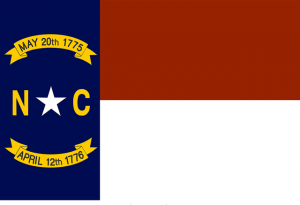 north carolina state flag 28577_640 300x205