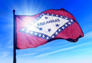 Arkansas state flag and testosterone hrt medical clinics 300x205