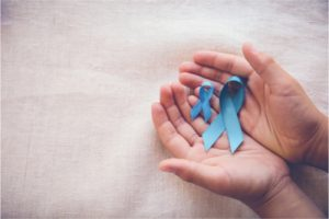 Prostate cancer ribbon 300x200