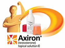 Axiron Testosterone cream