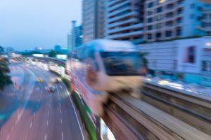 blurred building and transportation backgroundsblur of metropolis city building constr SBI 301985817 300x200