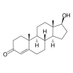 testosterone molecule 300x300