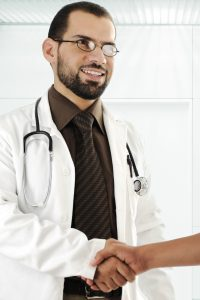 young doctor with a beard 200x300