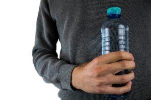 plastic water bottles possible source of BPA 300x200