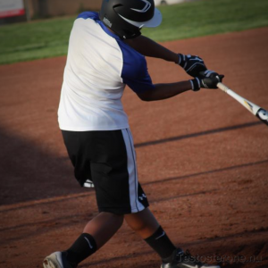Testosterone side effects baseball